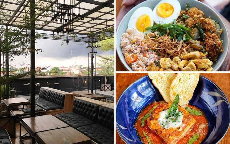 Tempat Makan atau Restoran Dengan Nuansa Alam Di Jogja - Canting Restaurant