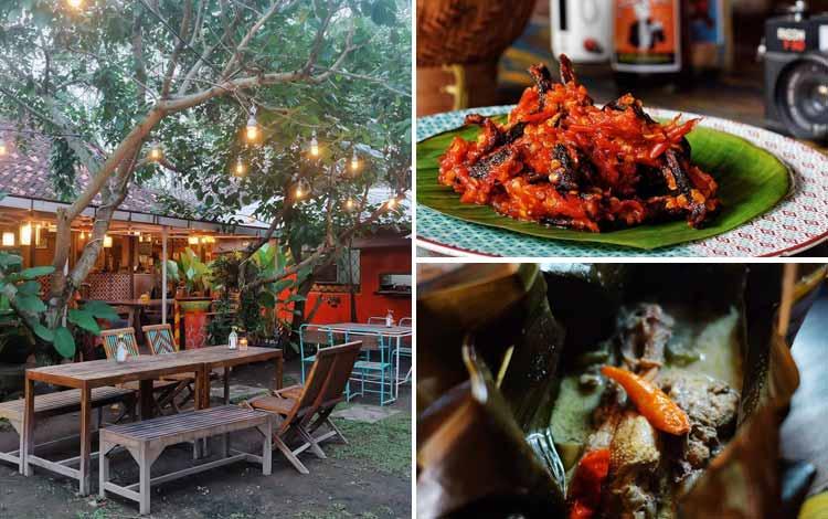 Tempat Makan atau Restoran Dengan Nuansa Alam Di Jogja - Kepik Sawah