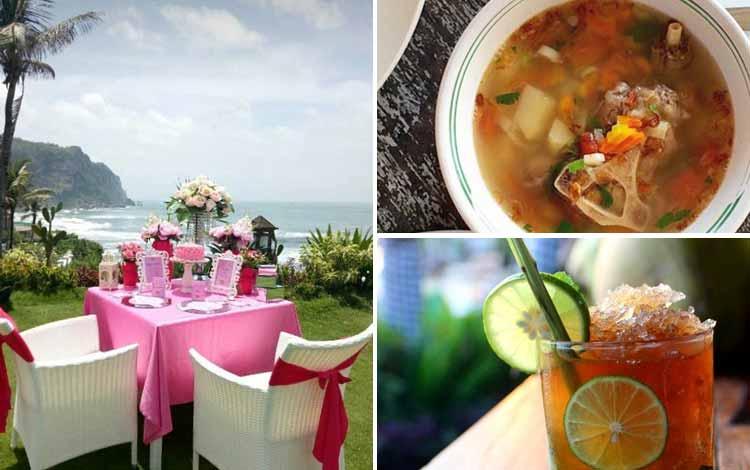 Tempat Makan atau Restoran Dengan Nuansa Alam Di Jogja - Parang Kencono Restoran