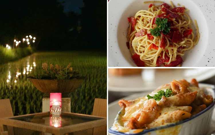Tempat Makan atau Restoran Dengan Nuansa Alam Di Jogja - Pasta Banget Signature