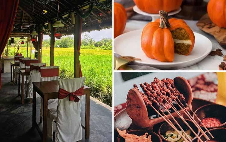 Tempat Makan atau Restoran Dengan Nuansa Alam Di Jogja - Rosella Easy Dining