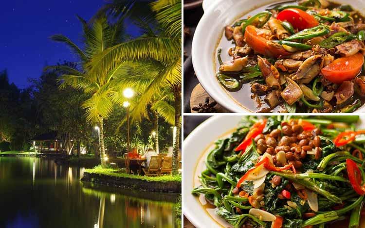 Tempat Makan atau Restoran Dengan Nuansa Alam Di Jogja - The Westlake Resto