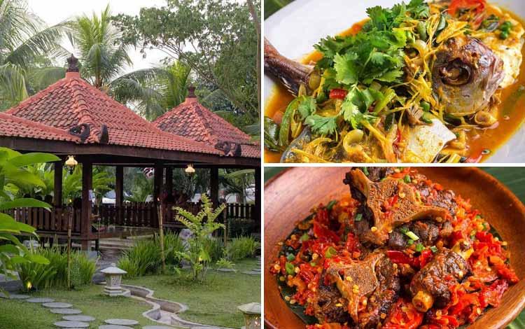 Tempat Makan atau Restoran Dengan Nuansa Alam Di Medan - Budaya Resto