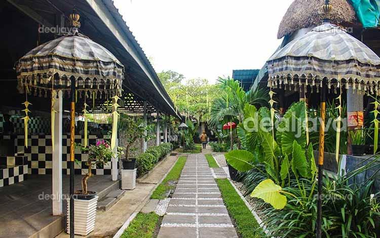 Tempat Makan atau Restoran Dengan Nuansa Alam Di Medan - Jimbaran Resto