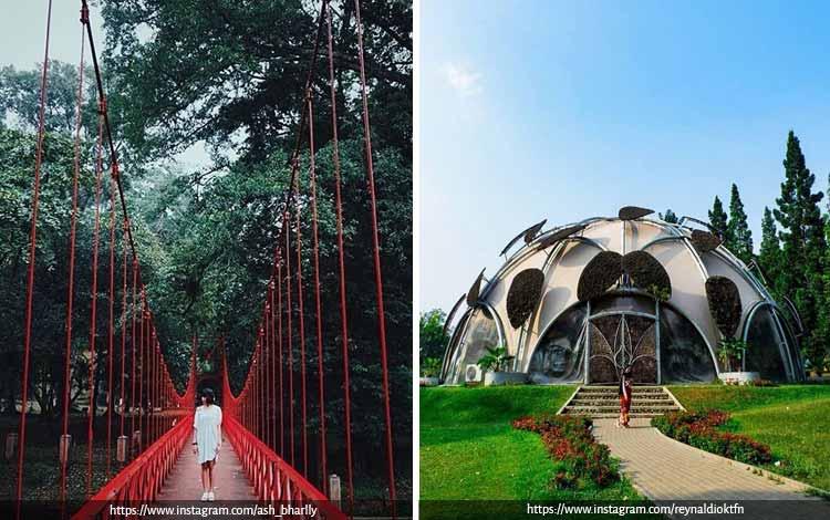 Tempat Wisata Terbaik di Bogor Yang Instagramable - Kebun Raya Bogor
