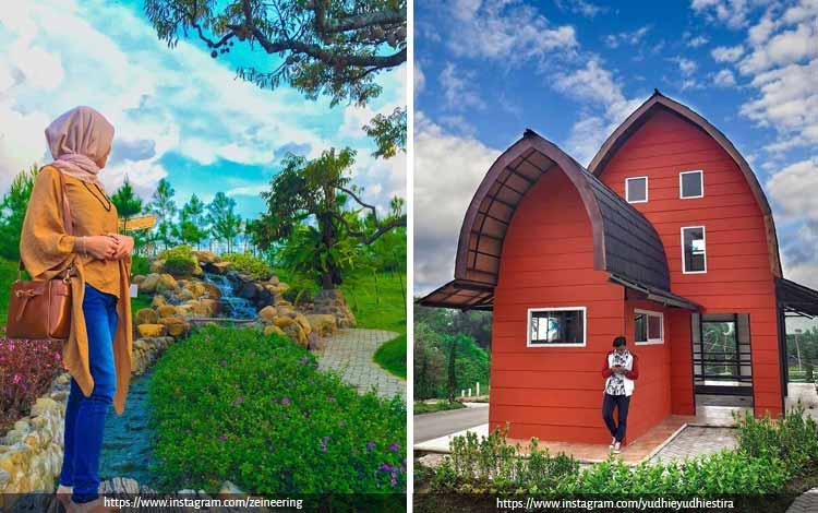 Tempat Wisata Terbaik di Bogor Yang Instagramable - The Ranch Mega Mendung
