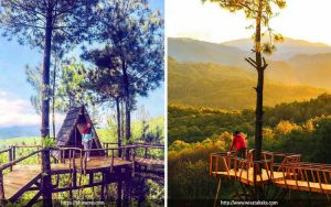 Tempat Wisata Terbaik di Bogor Yang Instagramable - Wisata Pabangbon