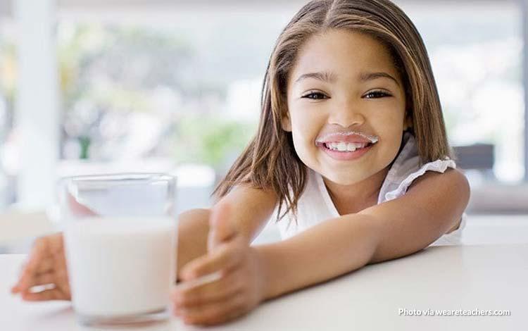 Merek susu yang bagus untuk perkembangan otak anak