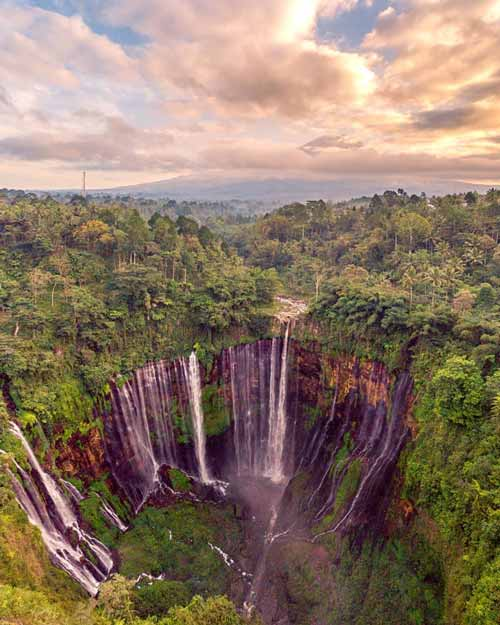 Air Terjun Terindah Di Indonesia - Air Terjun Coban Sewu, Jawa Timur