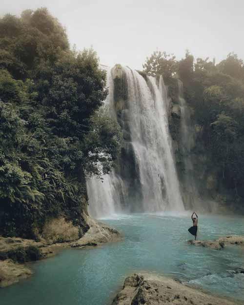 Air Terjun Terindah Di Indonesia - Air Terjun Nglirip, Jawa Timur