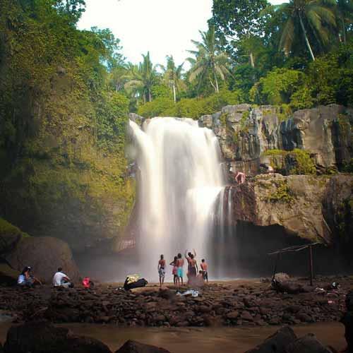 Air Terjun Terindah Di Indonesia - Air Terjun Tegenungan, Bali