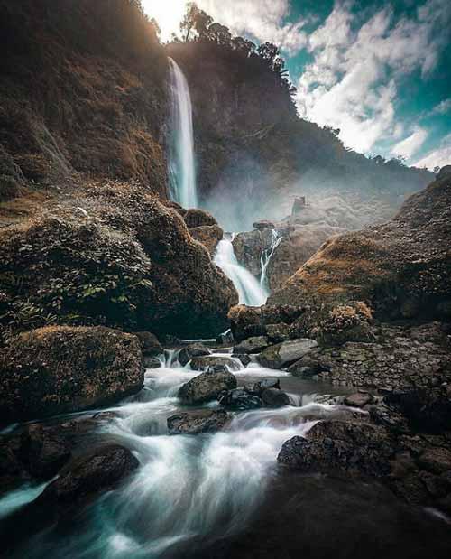 Air Terjun Terindah Di Indonesia - Curug Citambur, Jawa Barat