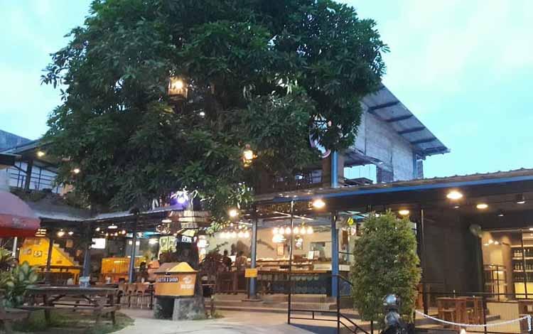 Angkringan Semarang Paling Enak dan Murah - Angkringan Pandawa
