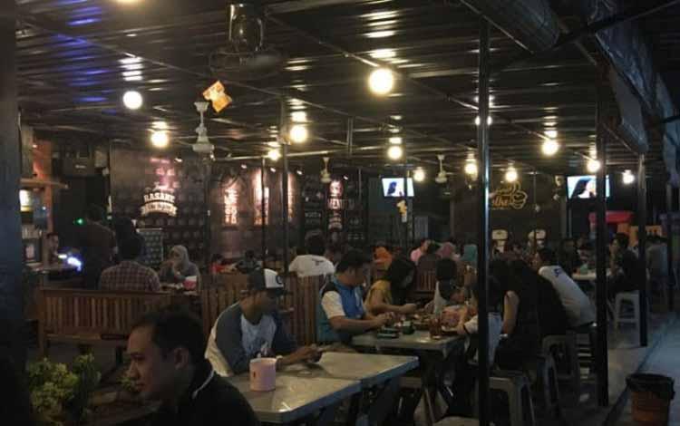 Angkringan Semarang Paling Enak dan Murah - Angkringan Polke
