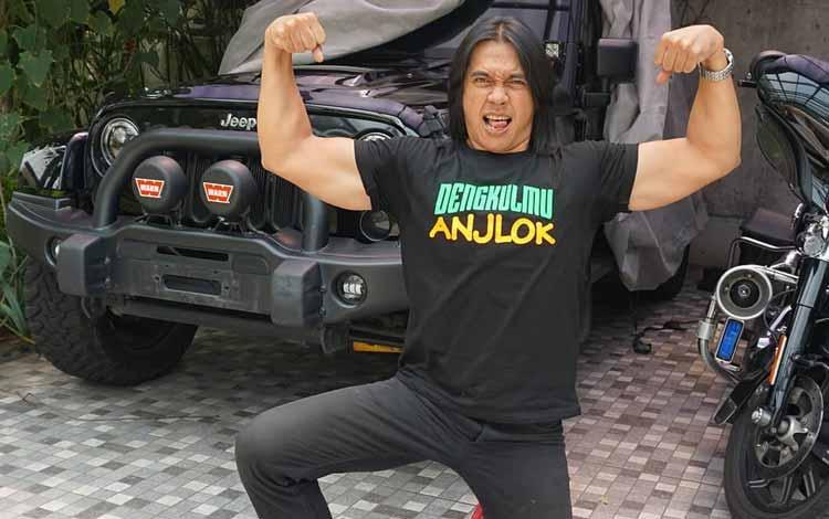 Artis Indonesia Yang Kematiannya Mengagetkan Publik - Agung Hercules
