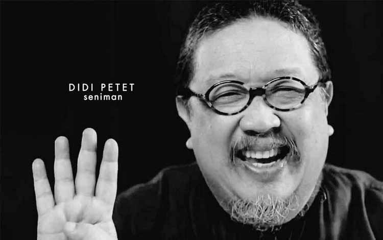 Artis Indonesia Yang Kematiannya Mengagetkan Publik - Didi Petet