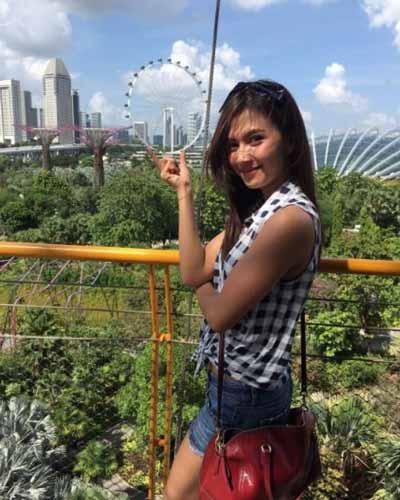Artis Indonesia Yang Kematiannya Mengagetkan Publik - Irena Justine