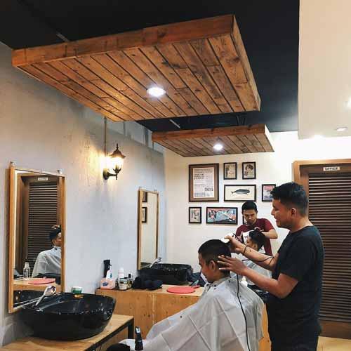 Barbershop Yang Bagus Di Bandung - Brocode Barbershop