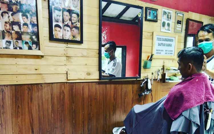 Barbershop Yang Bagus Di Bandung - Fixie Barbershop