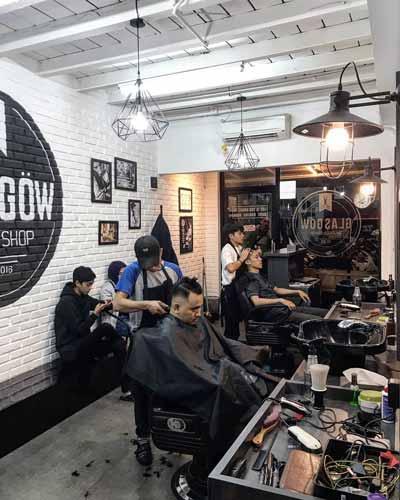 Barbershop Yang Bagus Di Bandung - Glasgöw Barbershop