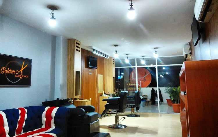 Barbershop Yang Bagus Di Bandung - Golden Barbershop
