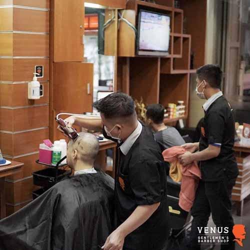 Barbershop Yang Bagus Di Bandung - Venus Barbershop