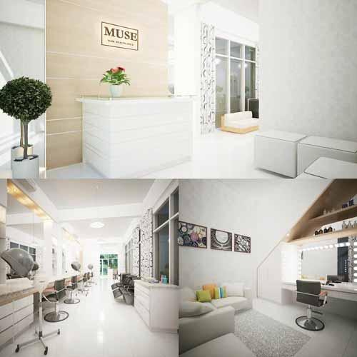 Beauty Salon Yang Bagus Di Surabaya - Muse Hair Salon