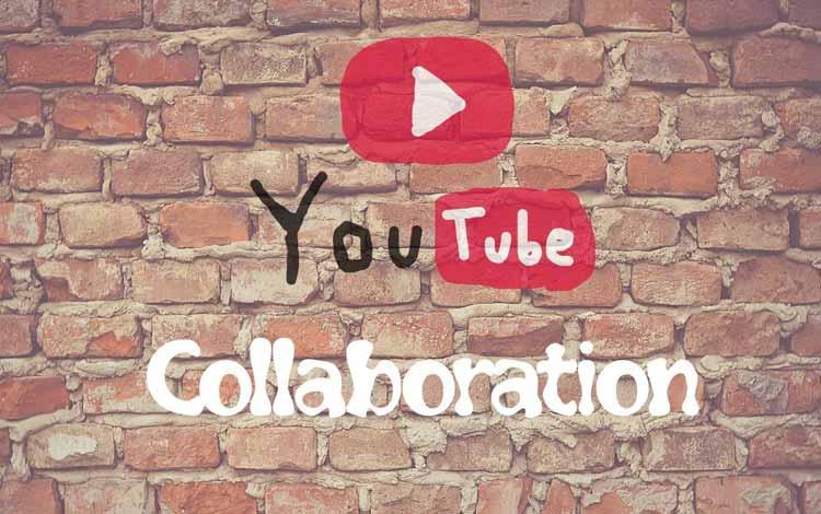 Cara Ampuh Meningkatkan Jumlah Subscriber Youtube Secara Aman - Kolaborasi Dengan YouTubers Lain