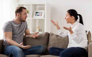 Cara Menghadapi Pasangan Yang Keras Kepala - Sebisa Mungkin Tahan Dirimu Jangan Mencoba Melawanya