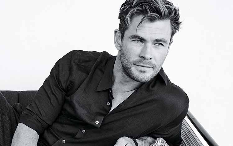 Deretan Artis Hollywood Dengan Bayaran Termahal - Chris Hemsworth