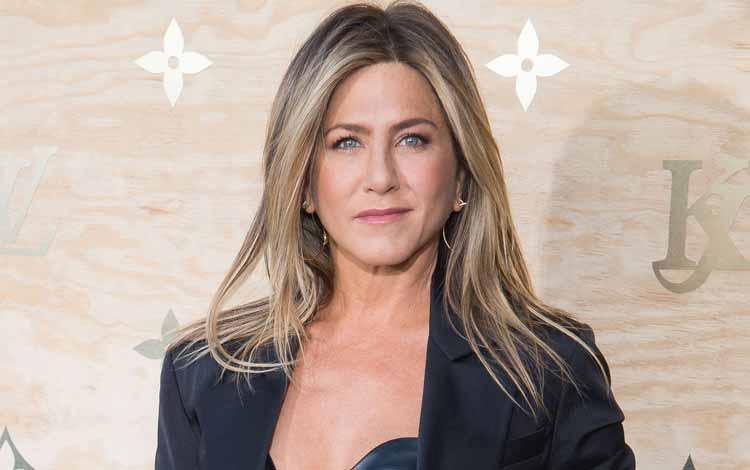 Deretan Artis Hollywood Dengan Bayaran Termahal - Jennifer Aniston