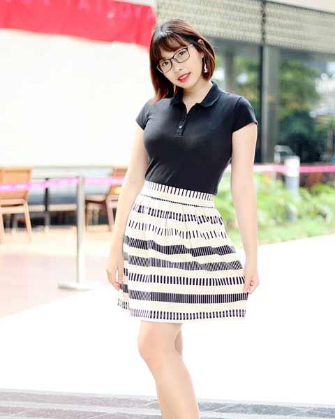 Inspirasi Fashion Kimi Hime