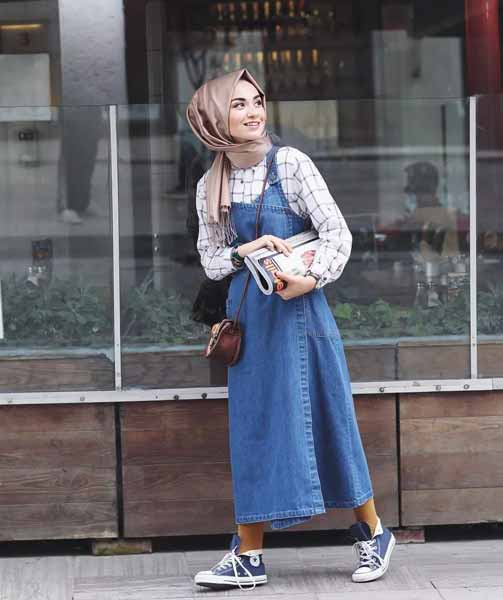 Inspirasi Fashion Style Untuk Kuliah Bagi Mahasiswi Berhijab
