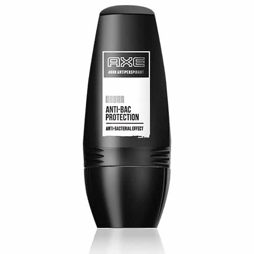 Merk Deodorant Terbaik Untuk Menghilangkan Bau Badan - Axe 48 Hr Antiperspirant Roll On Urban Anti-bac Protection