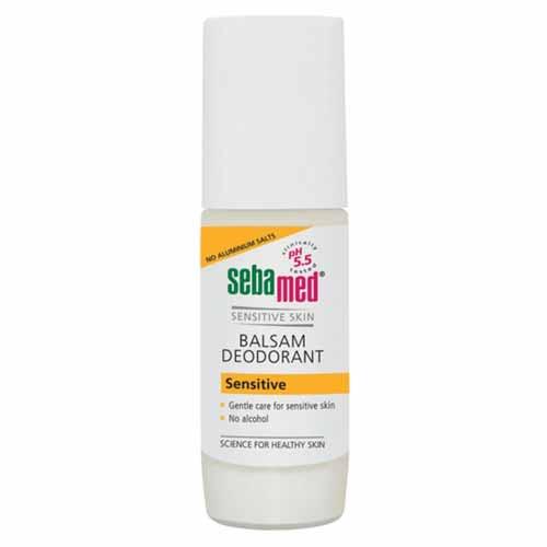Merk Deodorant Terbaik Untuk Menghilangkan Bau Badan - Sebamed Balsam Deodorant