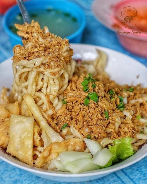 Mie Ayam Terenak Di Surabaya - Mie Ayam Jakarta Pak No