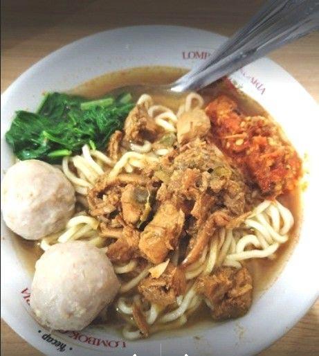 Mie Ayam Terenak Di Surabaya - Mie Ayam dan Bakso Solo