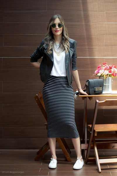Outfit Of The Week - Mix n Match Mudah Buat Kamu Yang Ingin Tampil Edgy