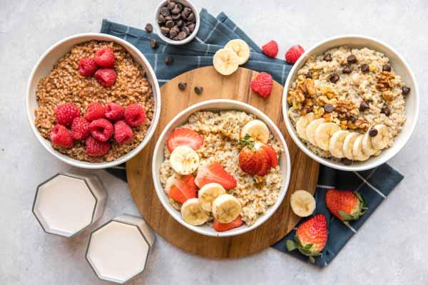 Rekomendasi Makanan Sehat Untuk Ibu Hamil - oatmeal