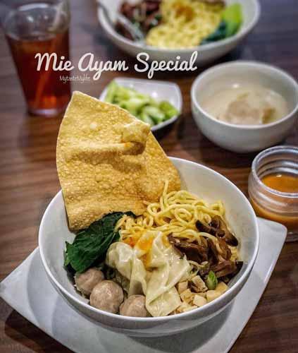 Rekomendasi Mie Ayam Terenak Di Jakarta - Bakmi Berdikari