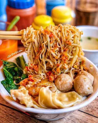 Rekomendasi Mie Ayam Terenak Di Jakarta - Mie Ayam Gondangdia