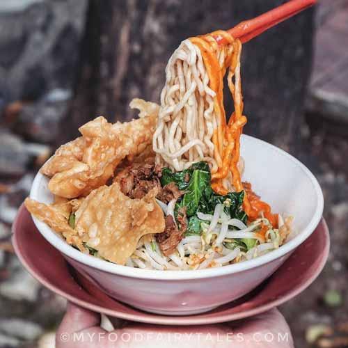 Rekomendasi Mie Ayam Terenak Di Jakarta - Mie Ayam Theresia