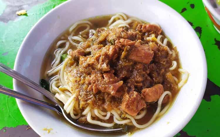 Rekomendasi Mie Ayam Terenak Di Jogja - Mie Ayam Idolaku
