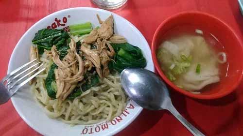 Rekomendasi Mie Ayam Terenak Di Jogja - Mie Ayam Jakarta AM Sangaji
