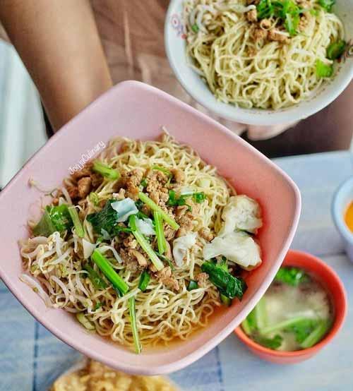 Rekomendasi Mie Ayam Terenak Di Jogja - Mie Ayam Palembang Afui