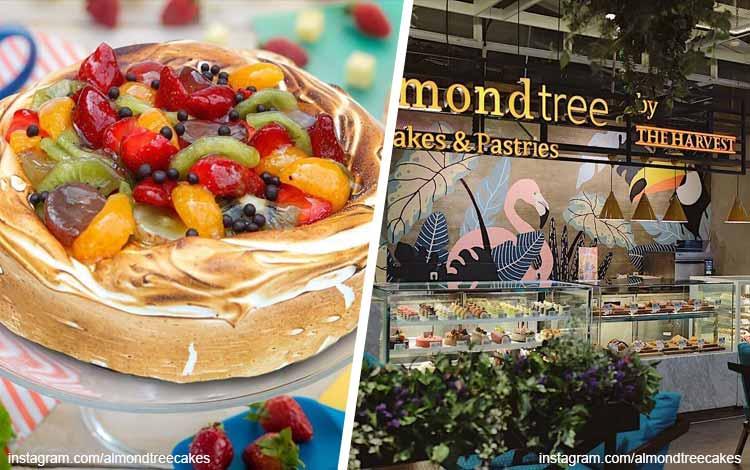 Toko kue terbaik di Jakarta - Almondtree by The Harvest