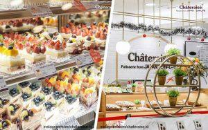 Toko kue terbaik di Jakarta - Chateraise
