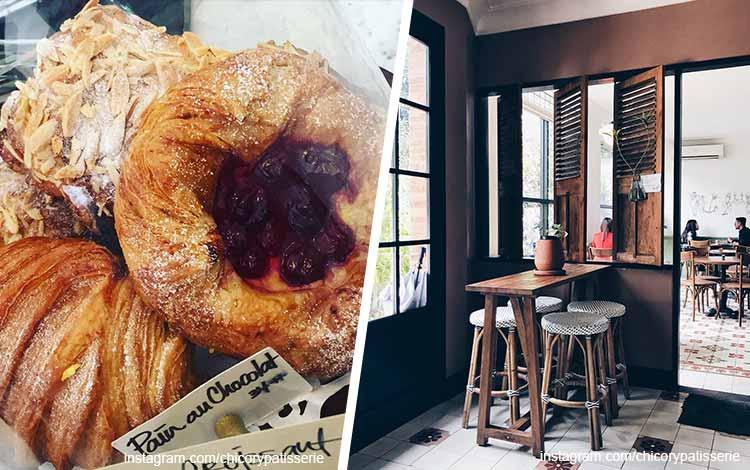 Toko kue terbaik di Jakarta - Chicory European Patisserie