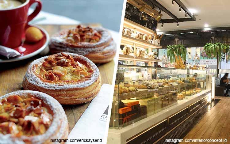 Toko kue terbaik di Jakarta - Eric Kayser Artisan Boulanger