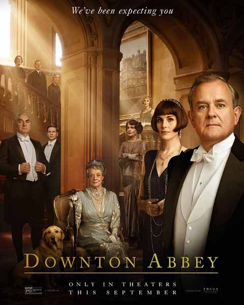 Film bioskop September 2019 - Downton Abbey